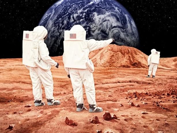 Mars-Kolonie: Das musst du essen, wenn du auf dem roten Planeten leben willst