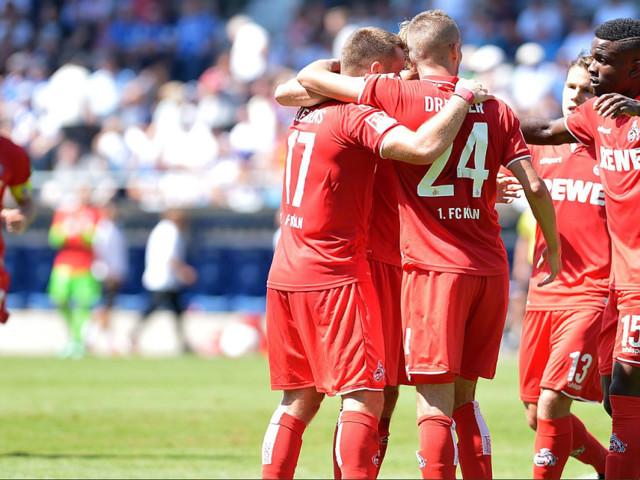 2 Bundesliga 1 Fc Köln Gegen Union Berlin Im Live Ticker Wer