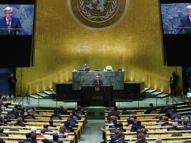 Vollversammlung in New York: Taliban wollen bei UN-Generaldebatte sprechen