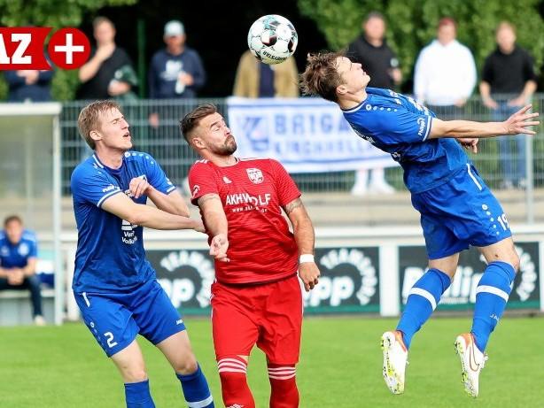 Fußball Bezirksliga: VfB Kirchhellen punktet in Hüls in Eichhörnchen-Manier