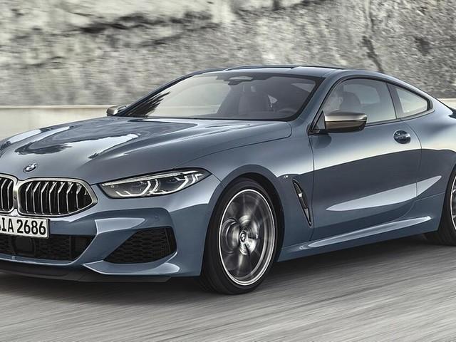Premiere für das BMW 8er Coupé: Modelloffensive in der Luxusklasse