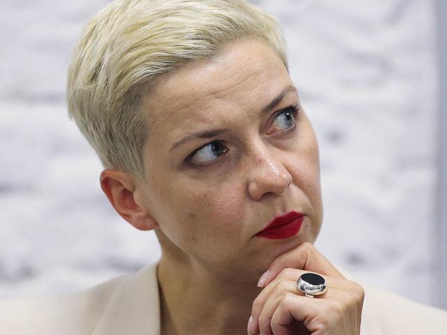 Proteste in Belarus: Oppositionelle Kolesnikowa ist angeklagt