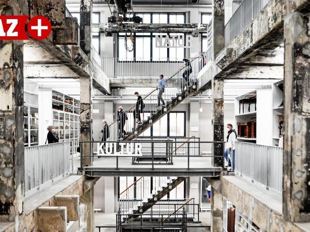 Ausstellung: Schaudepot des Ruhrmuseums als Vollbad in der Vergangenheit