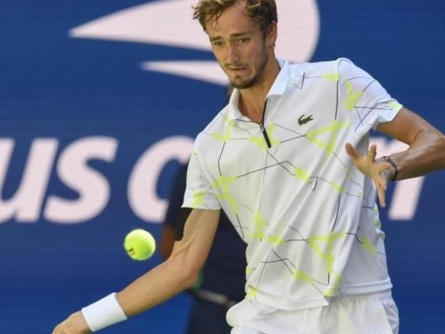 Russe Medwedew setzt Siegeszug bei US Open fort