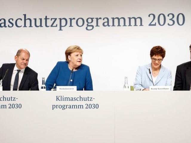 Fünf deutsche Minister fliegen mit vier Flugzeugen in die USA