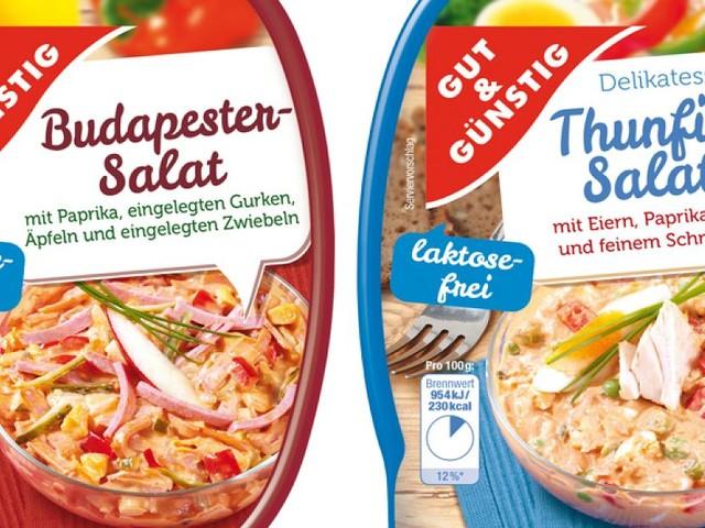 Bremerhaven - Wegen Verunreinigungen: Popp Feinkost ruft etliche Salate zurück
