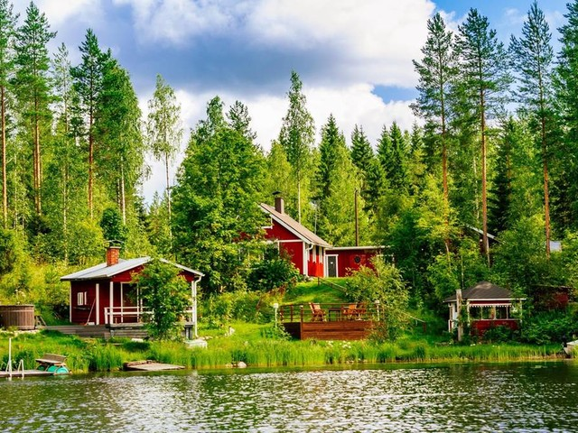 """""""Rent a Finn"""": Finnland verlost Sommerferien, in denen man von einem Finnen das Glücklichsein lernen kann"""