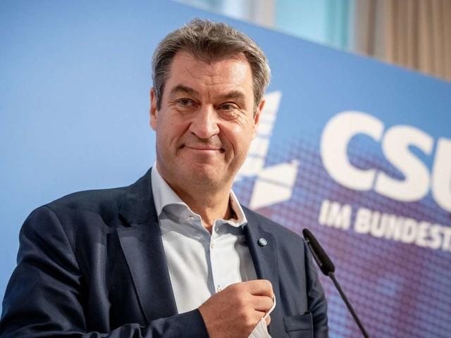 Bundestagswahl 2021: Söder gratuliert Scholz