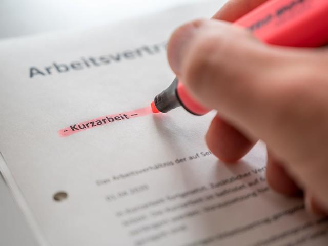Bundesregierung verlängert erleichterten Zugang zur Kurzarbeit