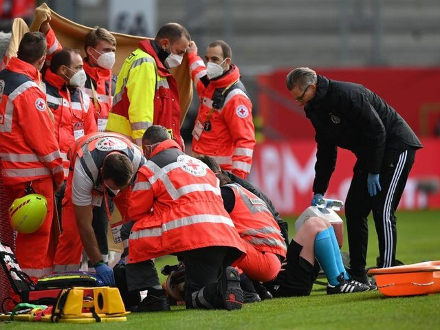 Nach Ausfall: Schiedsrichter-Assistentin hat Krankenhaus verlassen