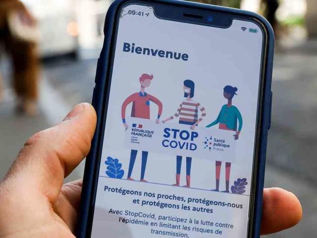 StopCovid: Corona-Warn-App startet am Wochenende in Frankreich