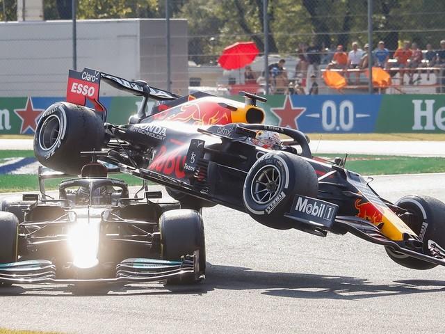 Formel 1: Danny Ricciardo profitiert in Monza vom Crash von Max Verstappen und Lewis Hamilton