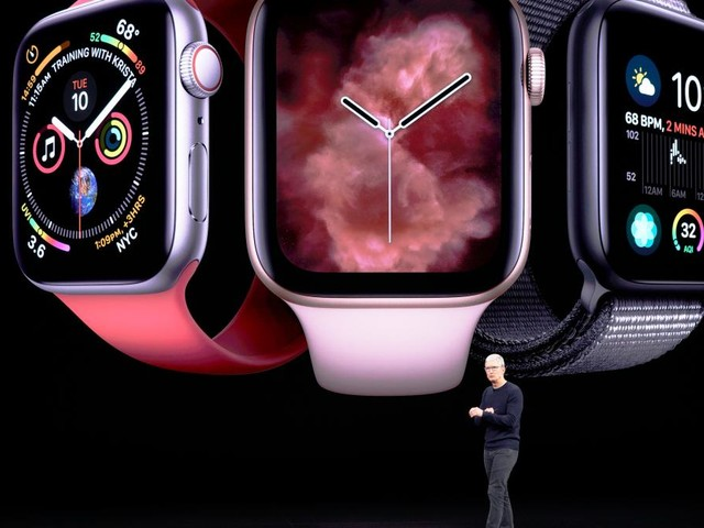 Apple erfindet das Smart-Watch-Display neu