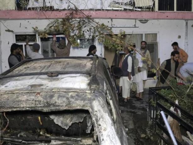 Afghanistan: US-Militär: Tötung Unschuldiger bei Drohnenangriff in Kabul