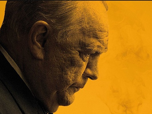 """Gary Oldman in """"Churchill – Die dunkelste Stunde"""""""