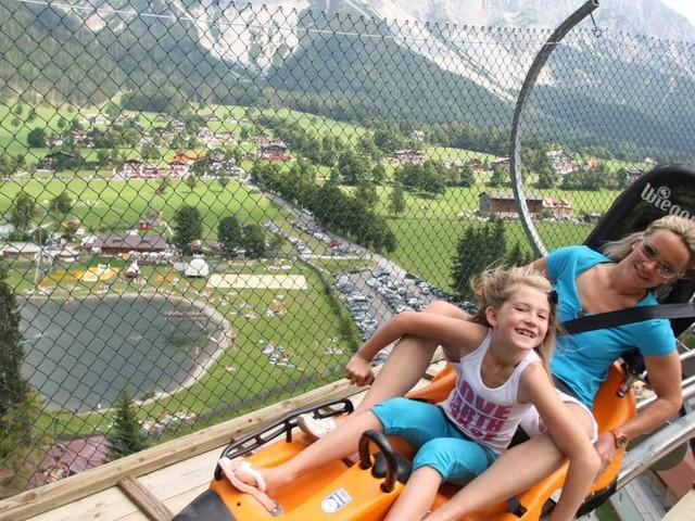 Familienregion Schladming: Hinter jedem Berg wartet ein Abenteuer