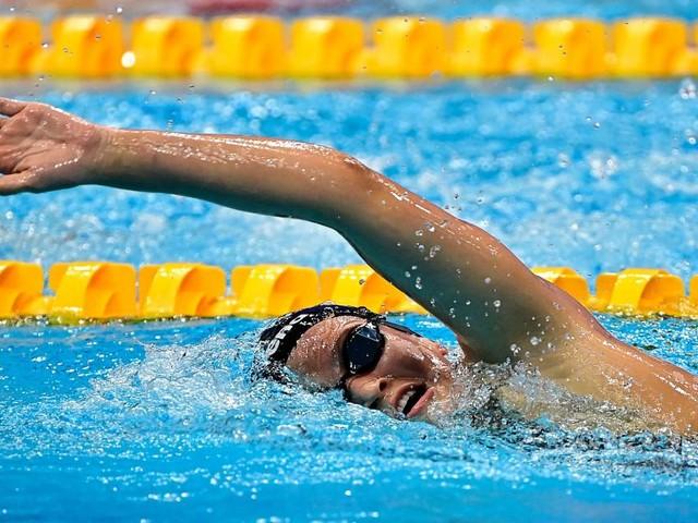Schwimmen: Enkner verpasste in Setubal den Olympia-Traum