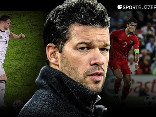 Ballack über die System-Frage beim DFB-Team und Erinnerungen an Portugal