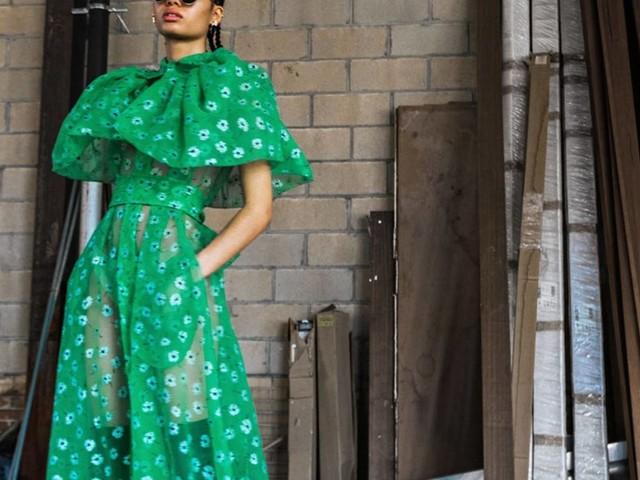 Warum Designerin Bonnie Young für ihr Label nur auf Restbestände setzt