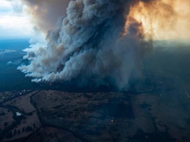 """Österreicherin flieht vor Bränden in Australien: """"Jetzt bin ich Klimaflüchtling"""""""