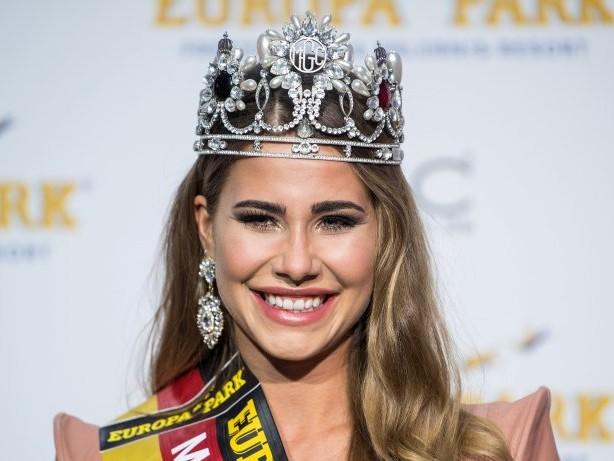 """Schönheitswettbewerb: Anahita Rehbein aus Stuttgart ist neue """"Miss Germany"""""""