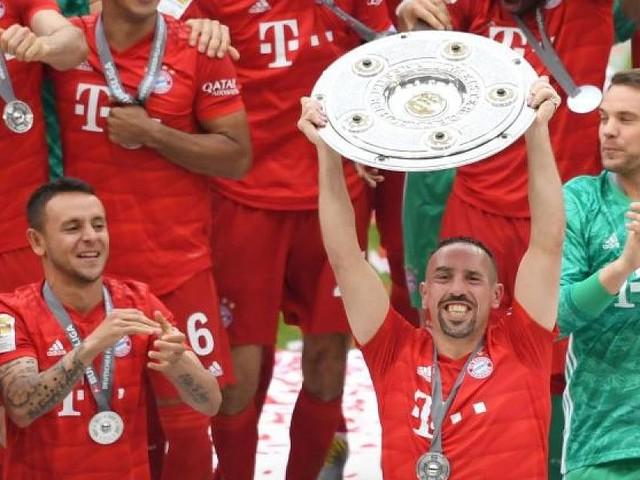 Bayern-Stars in der Einzelkritik - Meistergala! Ribéry und Robben verdienen sich die Bestnote