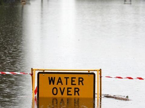 Unwetter: Tausende vor Überschwemmungen in Australien auf der Flucht