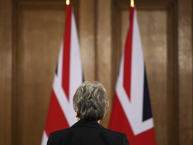 Brexit: Theresa May bestimmt nicht mehr ihr eigenes Schicksal