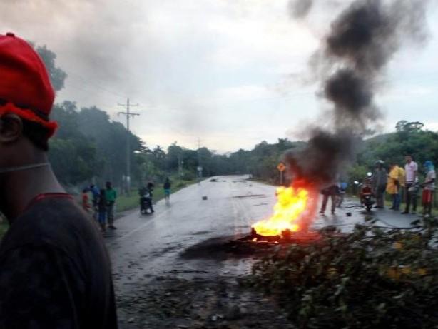 Gewaltsame Proteste: Warum Urlauber die Panamericana in Kolumbien meiden sollten