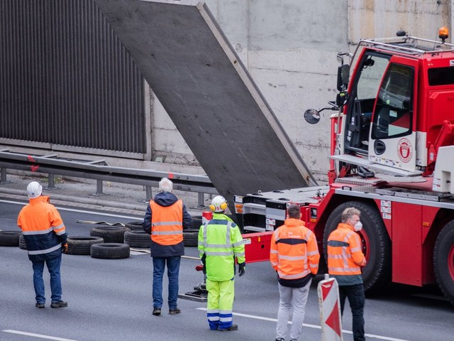A3 bei Köln: Tödlicher Betonplatten-Unfall - Mängel schon seit 2008 bekannt
