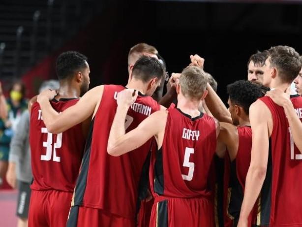 """Olympia: """"Haben vor keinem Angst"""": Deutsche Basketballer wollen mehr"""