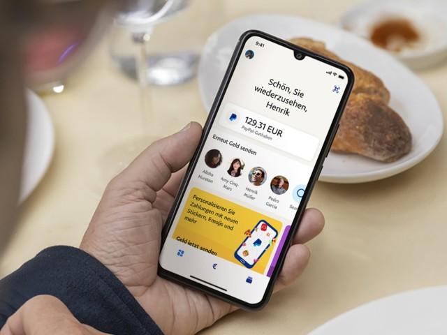 PayPal kündigt eine neue App an