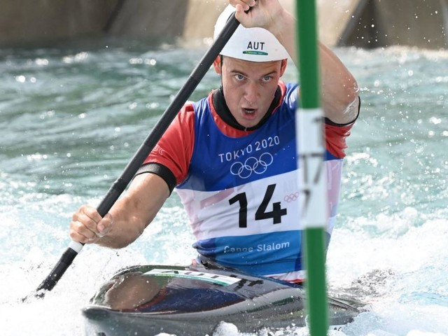 Olympia-Medaille knapp verpasst: Oschmautz im Kanu-Slalom Vierter