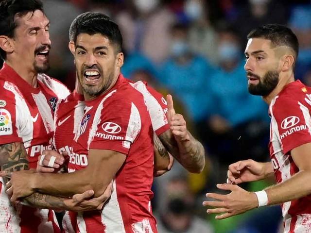 Primera Division: Suarez trifft doppelt bei Atletico-Sieg