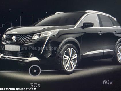 Peugeot 3008 Facelift (2021): Leak, Bilder, Hybrid, Innenraum, Motoren, Marktstart Leakbilder zeigen neues Markengesicht beim Peugeot 3008 Facelift
