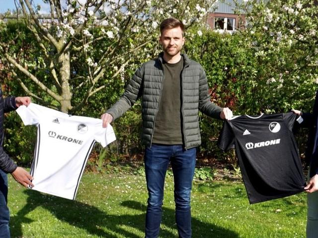 Landesliga-Torjäger Felix Schmiederer kommt zum SC Spelle-Venhaus