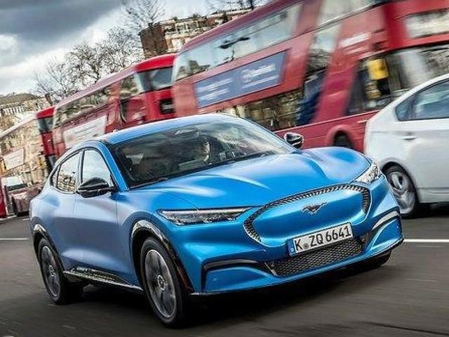 - Elektro-Mustang kommt erst in Europa, dann in USA: Doch es gibt ein Problem