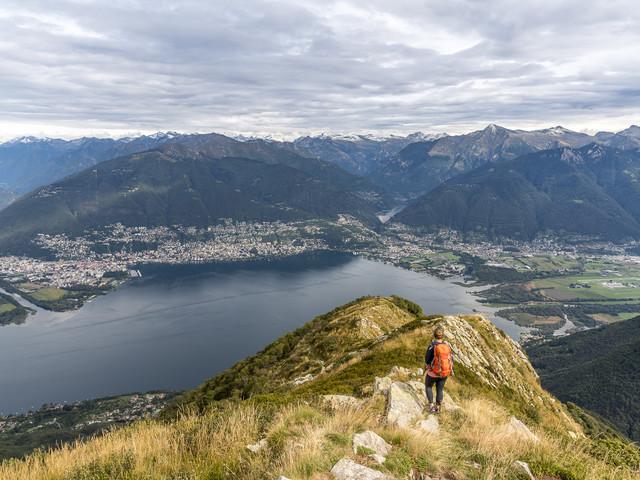 Zwischen Gambarogno und Ascona: 3 Wandertipps am Lago Maggiore