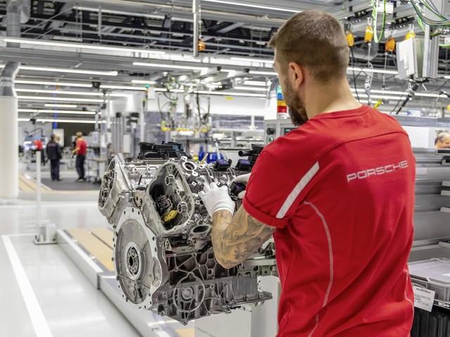 Porsche kündigt eigene Batteriefabrik in Deutschland an