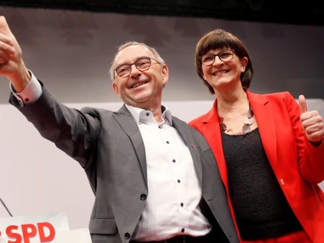Neue SPD-Chefs Esken und Walter-Borjans: Auferstanden aus Routinen