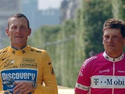 "Jan Ullrich ist ""zurück"": Lance Armstrong teilt rührende Fotos"
