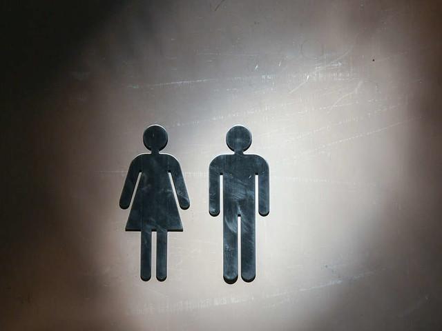 Gender-Debatte mündet in Klo-Kampf: Zoff um ein öffentliches Unisex-WC
