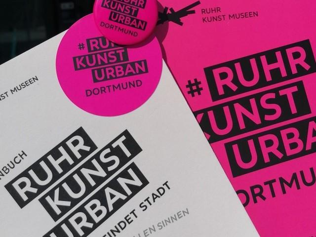 RuhrKunstUrban: Museum Ostwall kooperiert mit Schule am Hafen und dem Atelier Amore