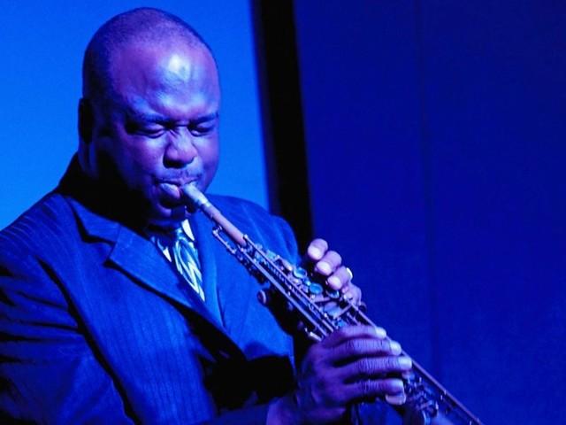 Saxofonist James Carter – wild und expressiv