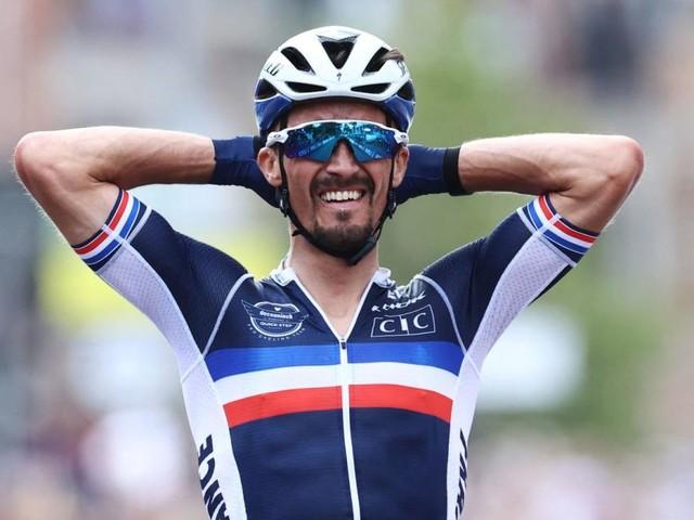 Titelverteidigung: Julian Alaphilippe ist der neue, alte Rad-Weltmeister