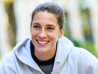 Tennis-Profi Andrea Petkovic wird Moderatorin