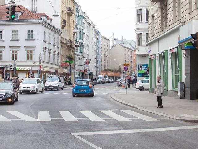 Wiener Gumpendorfer Straße: Grüne wollen Verkehrsachse kappen