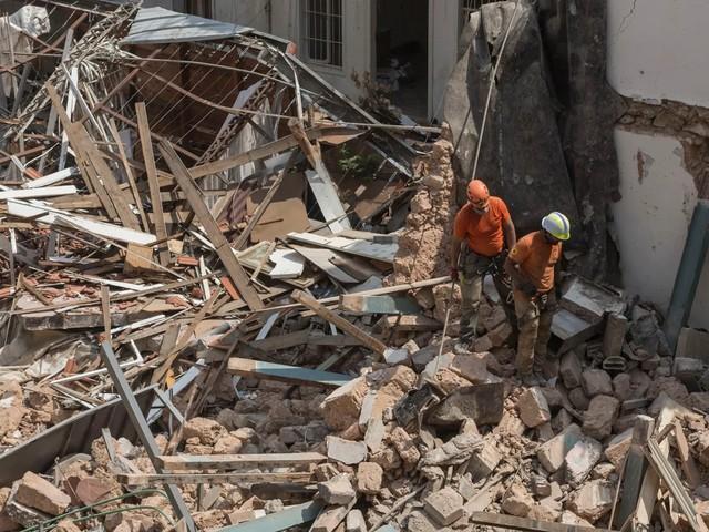 Nach Explosion in Beirut: Hoffnung auf weiteren Überlebenden schwindet