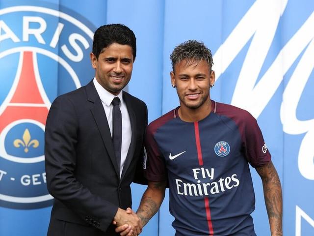 Fall Neymar:UEFAleitet Untersuchungen gegen Paris Saint-Germain ein