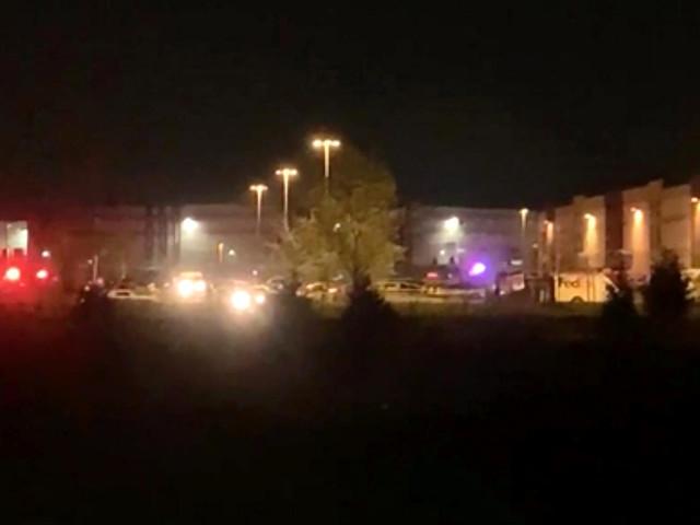 Indianapolis: Acht Tote nach Schießerei bei Paketdienstleister Fedex